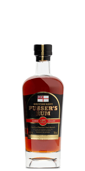 Pusser's 15 Year Old The Crown Jewel