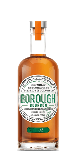 Borough Bourbon Batch 2