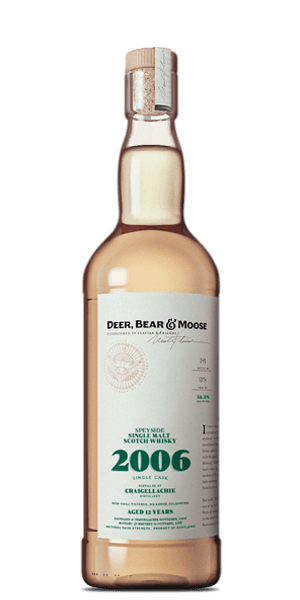 Deer, Bear & Moose Craigellachie 2006 (700ml)