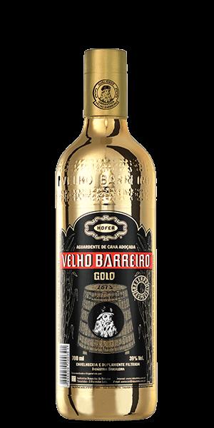 Velho Barreiro Gold Rum