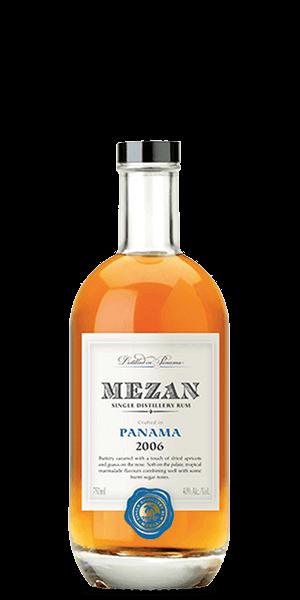 Mezan Rum Panama Vintage 2006