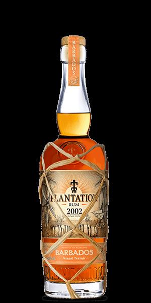 Plantation Rum Barbados Vintage 2002