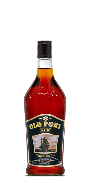 Amrut Old Port Deluxe Rum