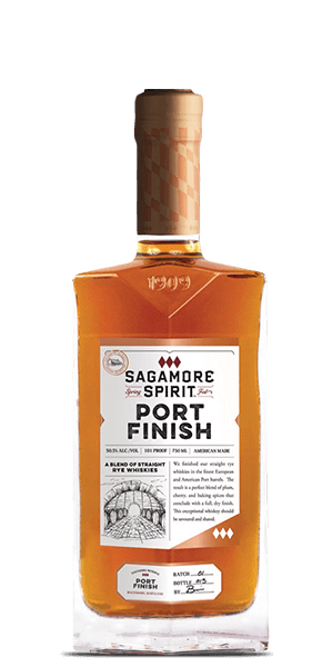 Sagamore Spirit Rye Port Finish