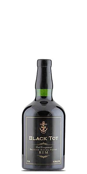 Black Tot Royal Navy Rum