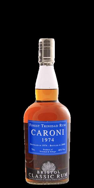 Caroni 1974 - Bristol Classic Rum