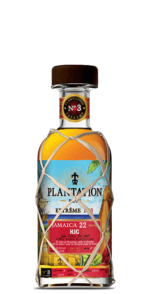 Long Pond 1996 Plantation 22 Year Old Extreme No.3 HJC