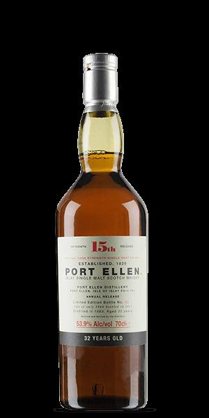 Port Ellen 32 Year Old 15th Release 1983