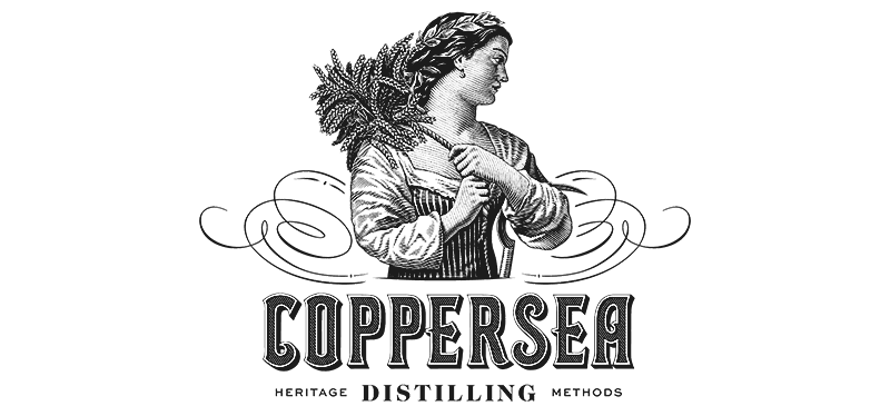 Image result for coppersea distillery logo