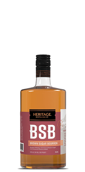 Heritage BSB Brown Sugar Bourbon