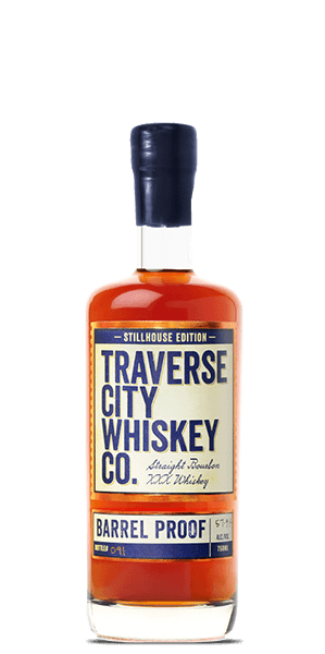 Traverse City Barrel Proof Bourbon