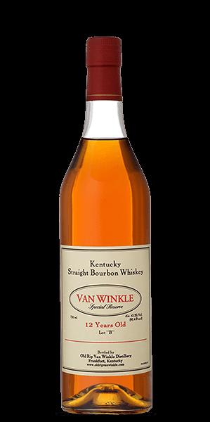 Van Winkle 12 Year Old Special Reserve