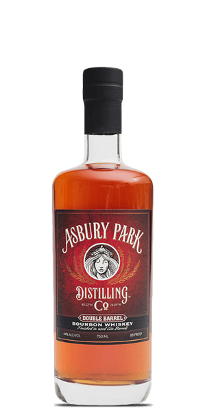 Asbury Park Double Barrel Bourbon