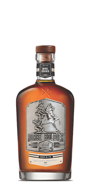 Horse Soldier Barrel Strength Bourbon