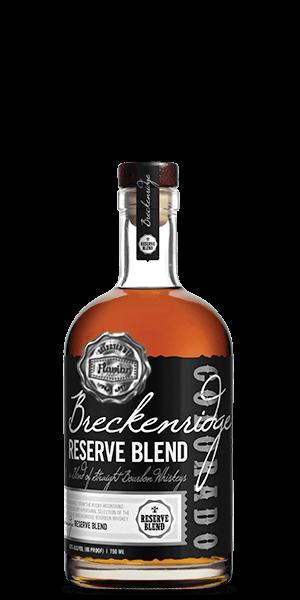 Breckenridge Bourbon Flaviar Blend 2019