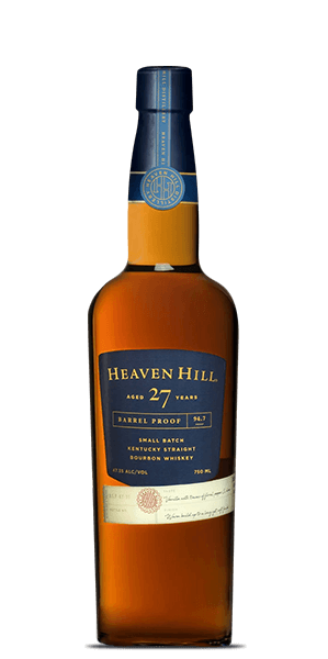 Heaven Hill 27 Year Old Cask Strength