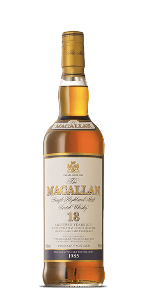 The Macallan 1985 18 Year Old
