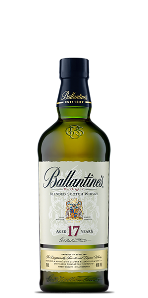 Ballantines 17 Year Old 40%