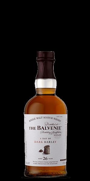 The Balvenie A Day of Dark Barley 26 Year Old