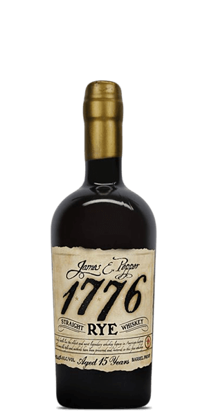 James E Pepper 1776 15 Year Old Straight Rye