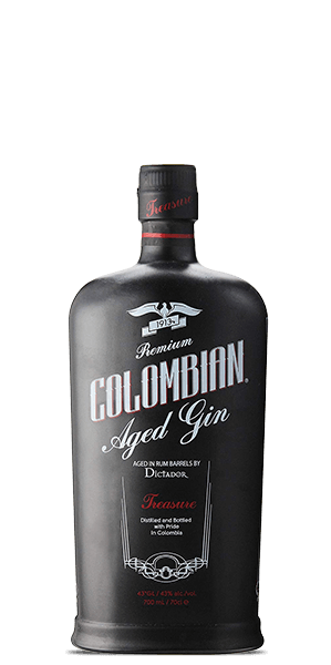 Dictador Treasure Colombian Aged Gin