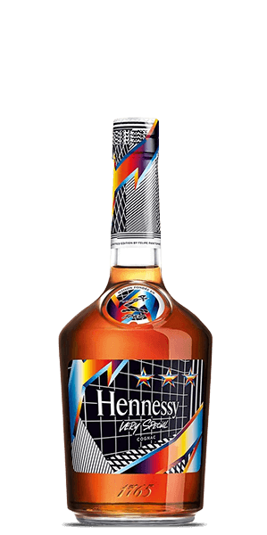 Hennessy V.S Limited Edition by Felipe Pantone Cognac