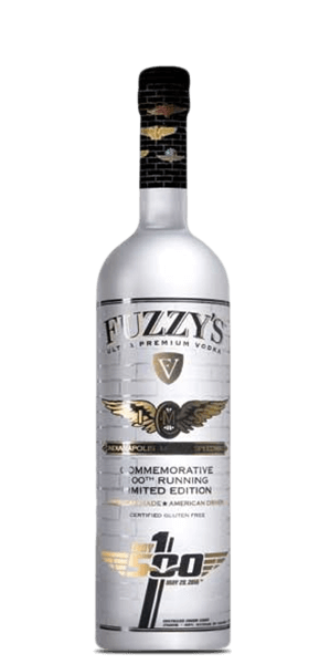 Fuzzy's Ultra Premium Vodka Indy 500 Edition