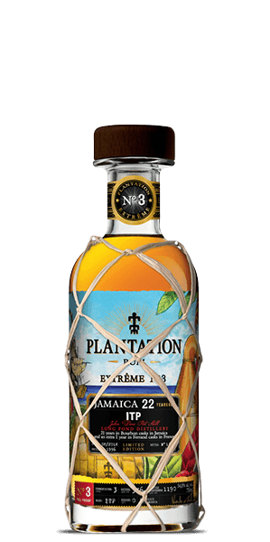 Long Pond 1996 Plantation 22 Year Old Extreme No.3 ITP