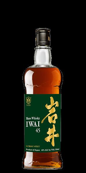 Mars Iwai 45 Whisky