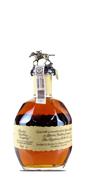Blanton's Single Barrel Dumped 2018 (68.3%)