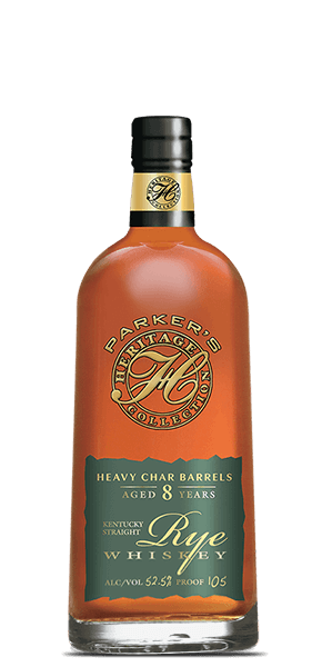 Parker's Heritage Collection 13th Edition 8 Year Old Rye