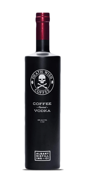 Death Wish Coffee Flavored Vodka