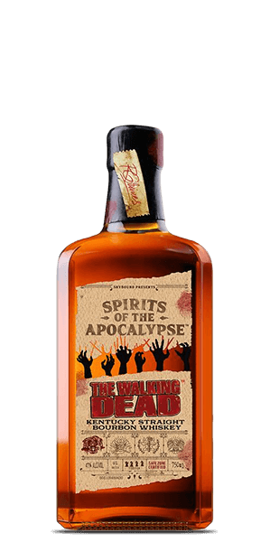 The Walking Dead Bourbon