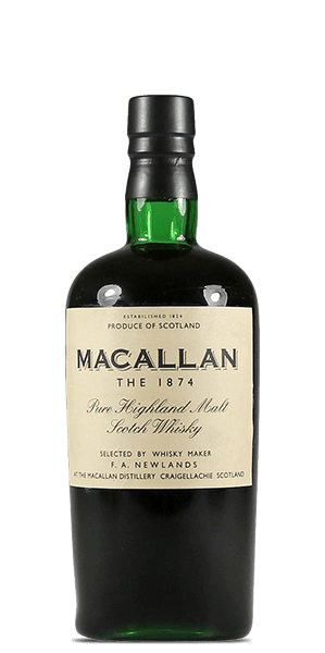 The Macallan 1874 Replica