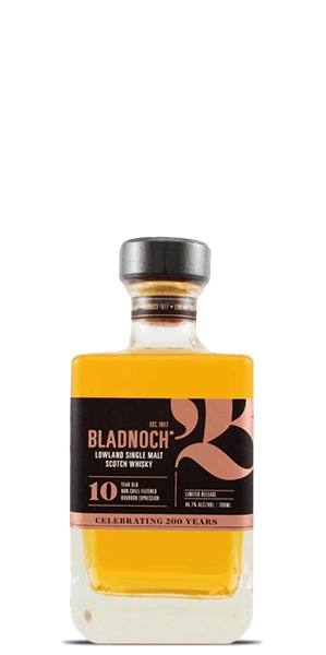 Bladnoch 10 Year Old