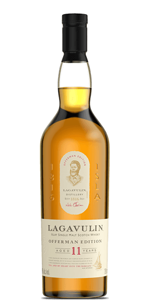 Lagavulin 11 Year Old Nick Offerman Edition