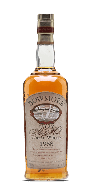 Bowmore 32 Year Old 1968