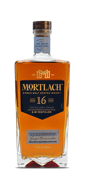 "Mortlach 16 Year ""Distiller's Dram"""