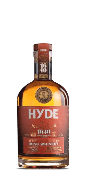 Hyde #8 Stout Cask Finished Whiskey