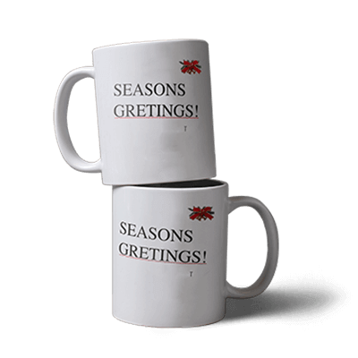 Greetings Mug