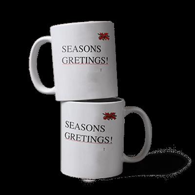 Greetings Mug