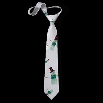 Jenky Snowman Tie