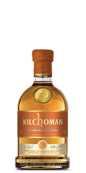 Kilchoman U.S. Small Batch Limited Edition