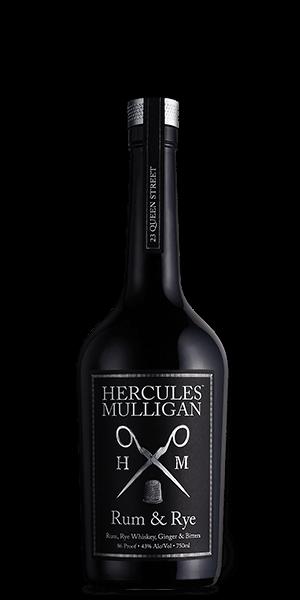 Hercules Mulligan Rum & Rye