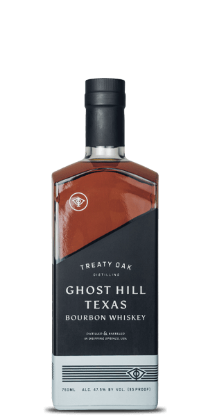 Treaty Oak Ghost Hill Texas Bourbon