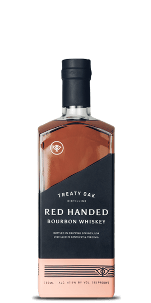 Treaty Oak Red Handed Bourbon
