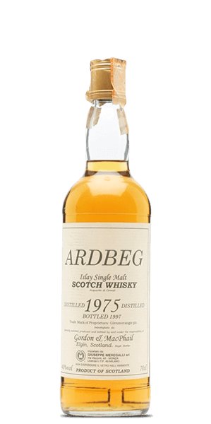 Ardbeg 1975 Gordon and MacPhail