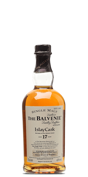 Balvenie 17 Year Old Islay Cask