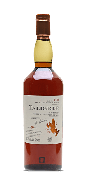 Talisker 20 Year Old (2002 Release)
