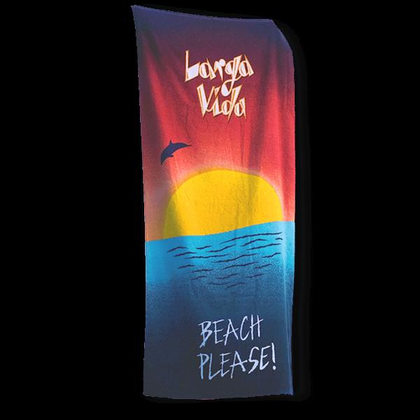 Larga Vida Towel